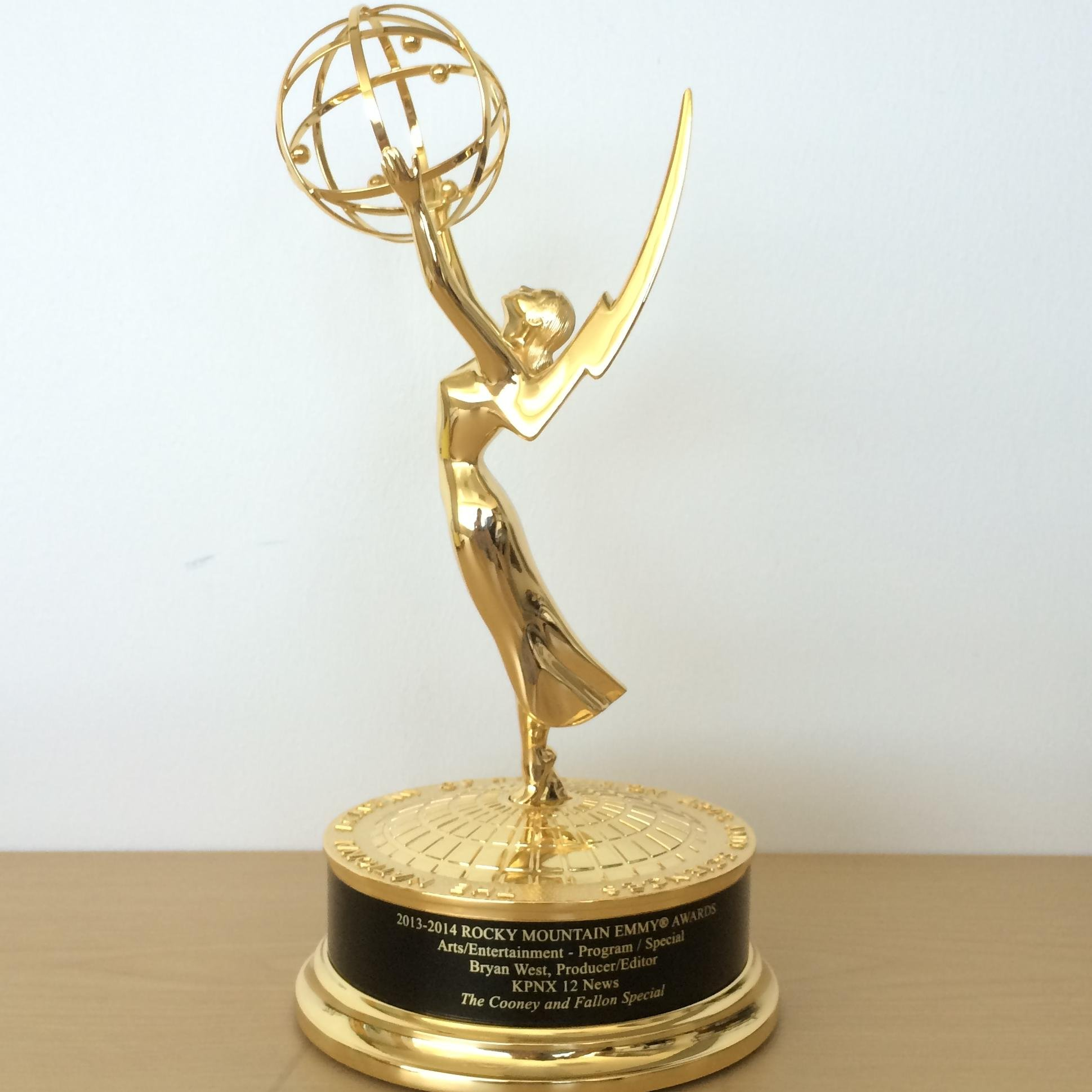 Bryan's Emmy on Twitter:
