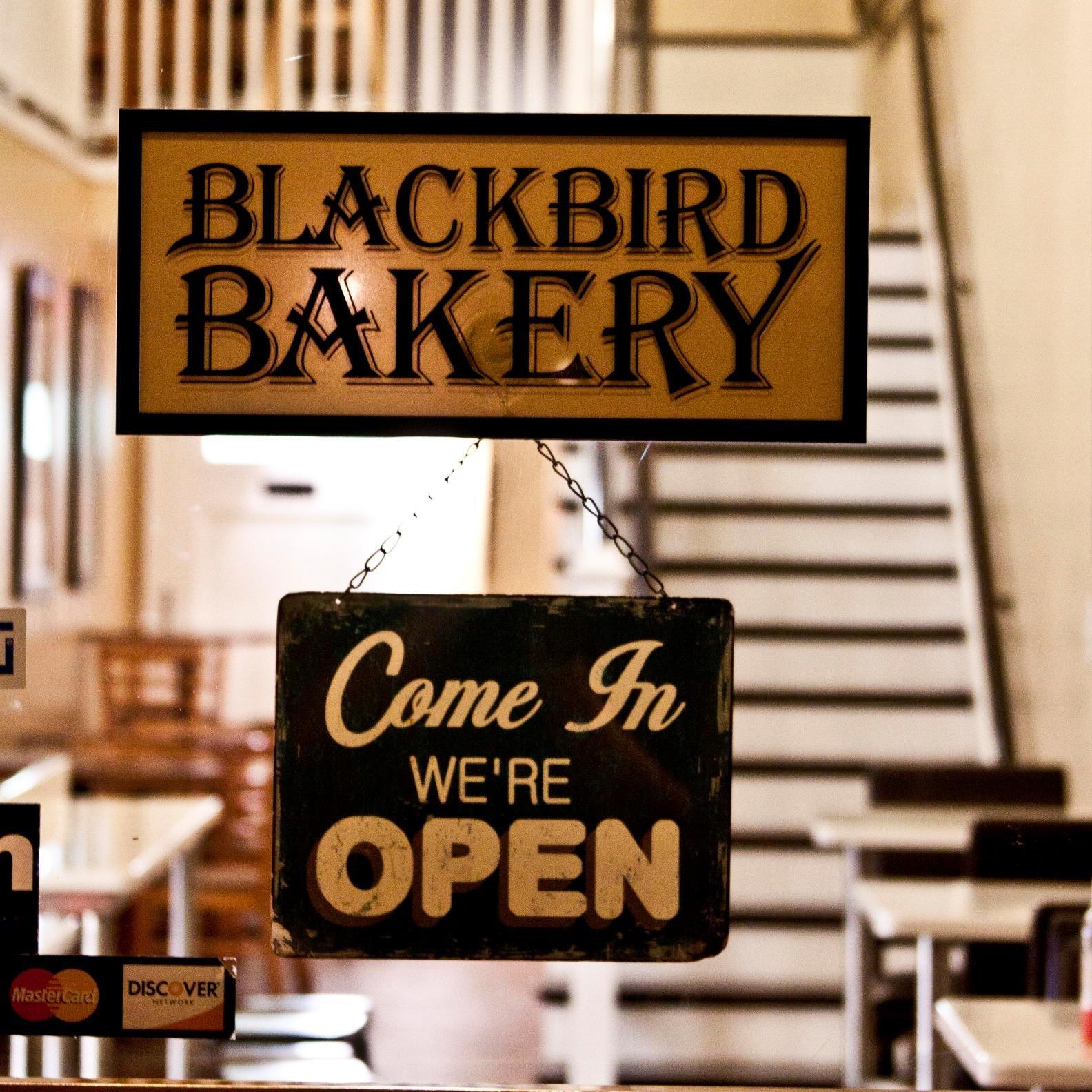 Blackbird Bakery (@blackbirdbake )