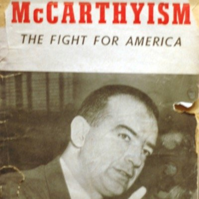 ... likes unmute mccarthyism mute mccarthyism follow following unfollow