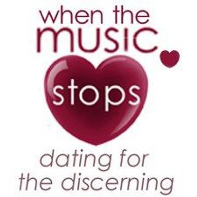 Speed dating when the music stops