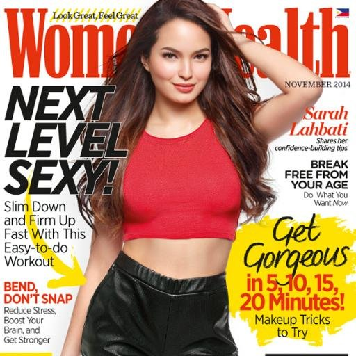 Women S Health: Women's Health PH (@WomensHealthPH)
