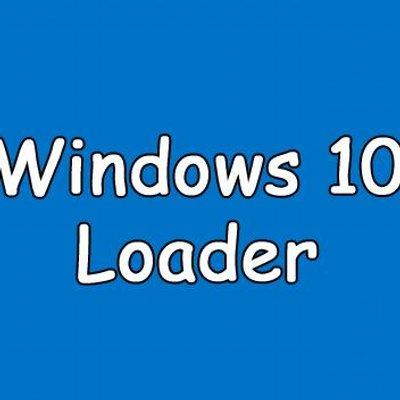 Windows 10 Loader (@Windows10Loader) | Twitter