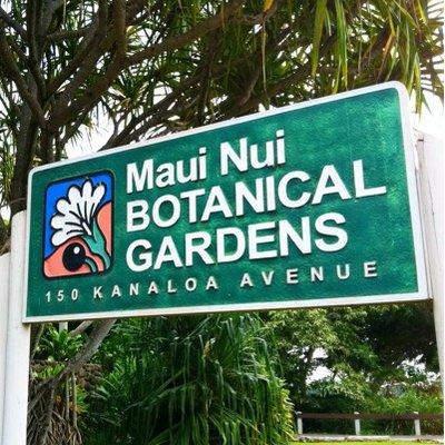 Charmant Maui Nui Botanical
