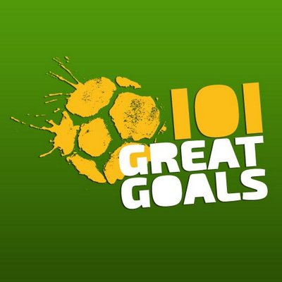 101 Great Goals on Twitter:
