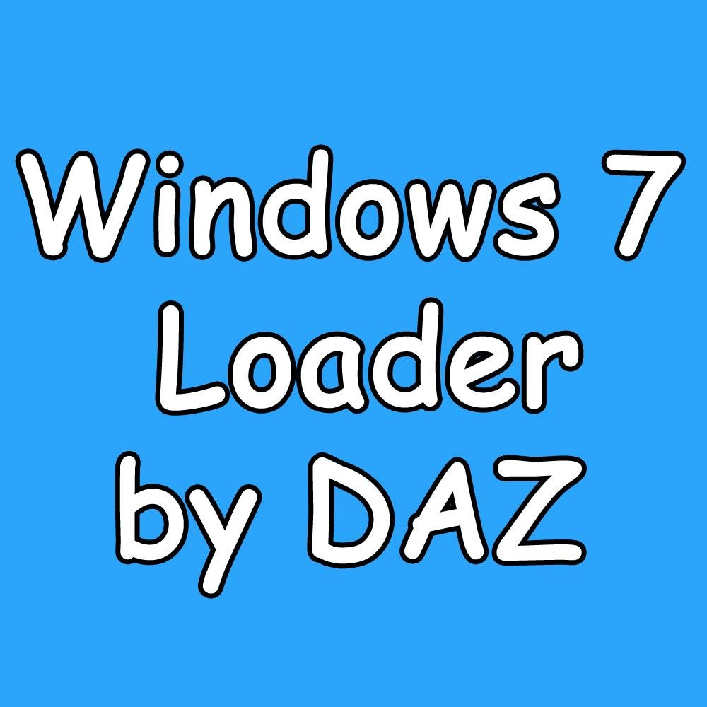 password for windows 7 loader