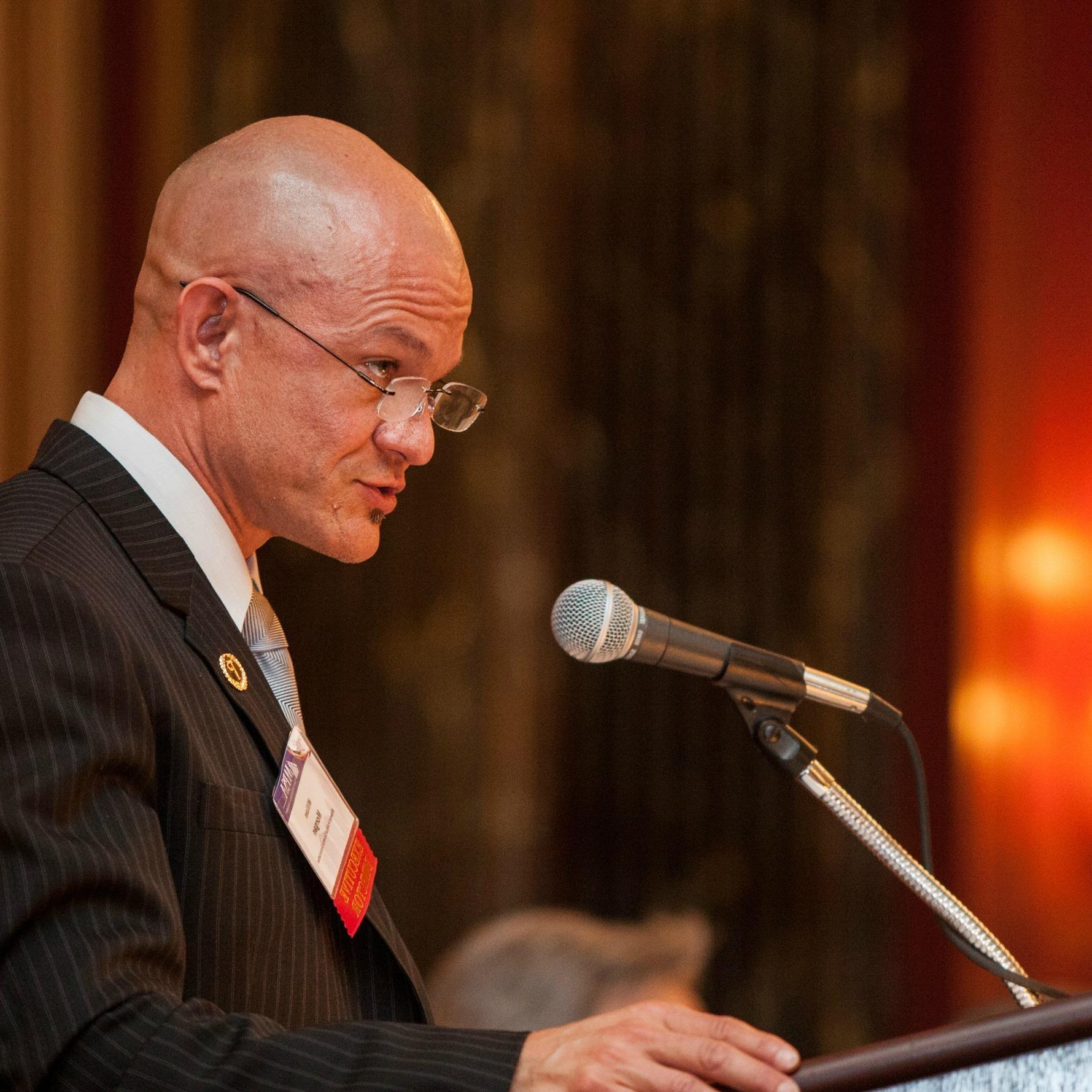 William Morgan, PhD