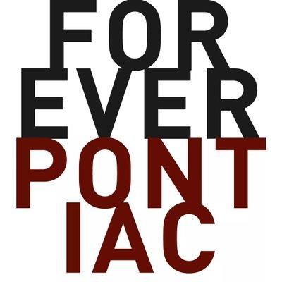 Forever Pontiac
