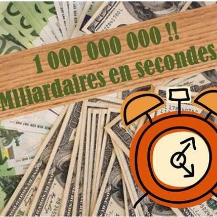 Milliards Secondes