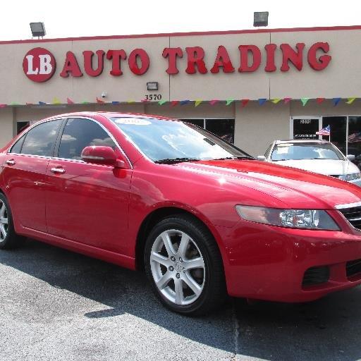 Lb Auto Trading