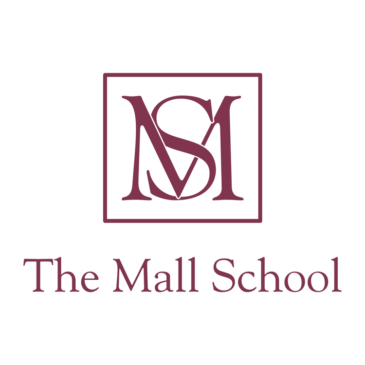 Image result for the mall school logo