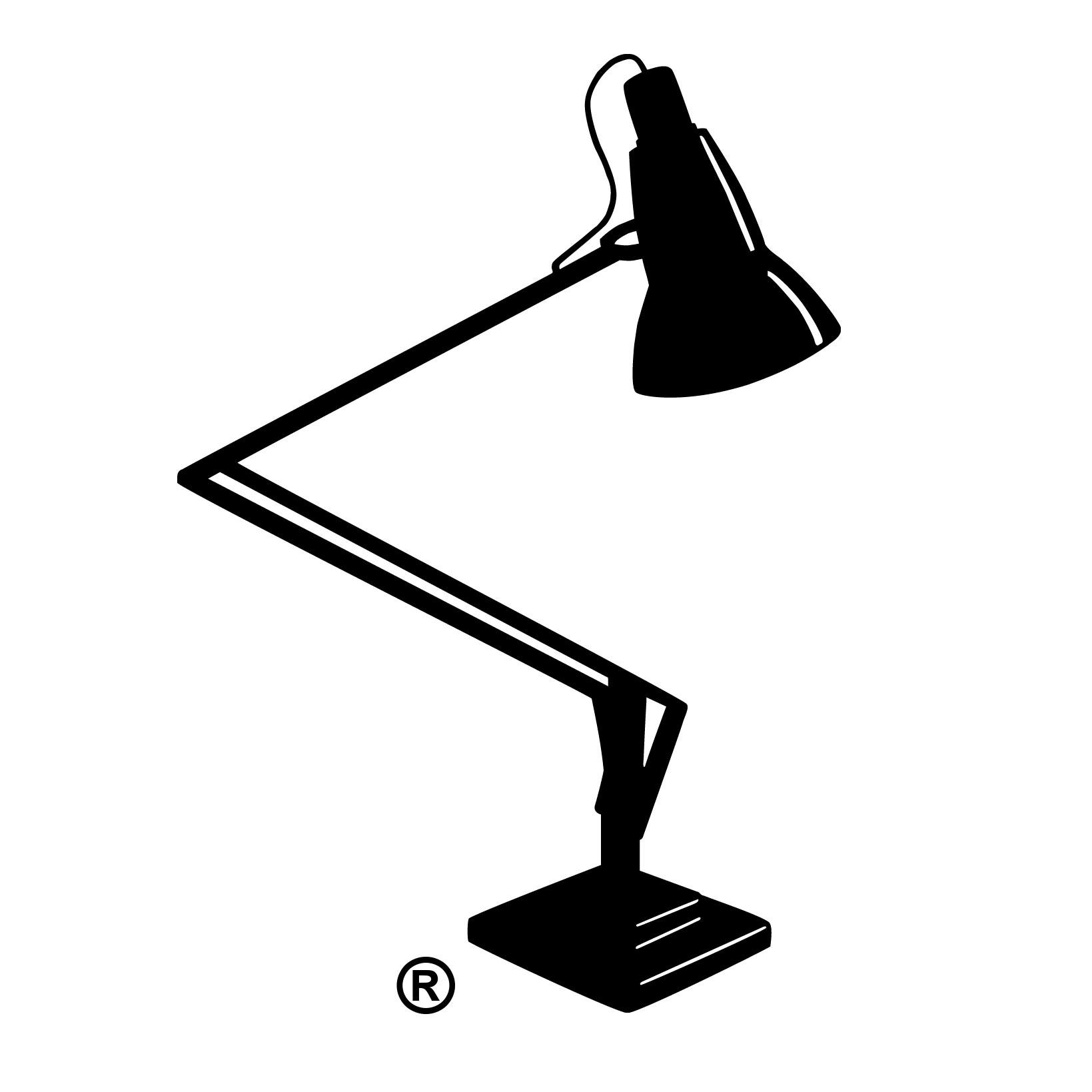 s heal table original mini anglepoise lamp
