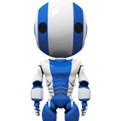 Анимашки роботы картинки