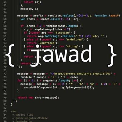 jawad on Twitter: