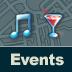 Events logo reasonably small