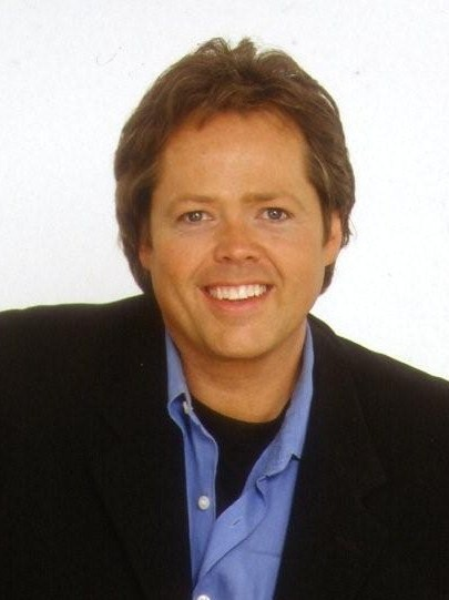 Photo of Donny Osmond  & his  Brother  Jimmy Osmond