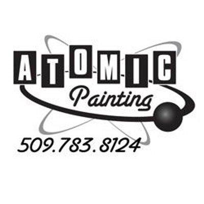 atomic painting atomicpainting1 twitter Atomic Dice atomic painting