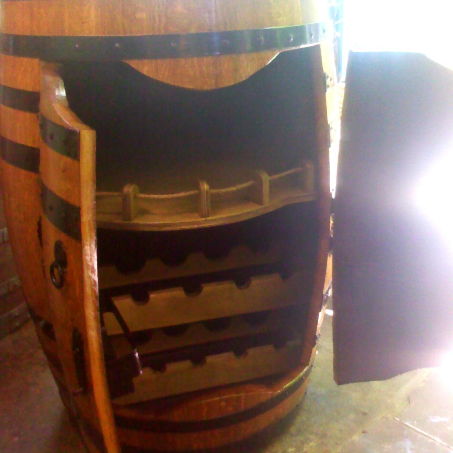 Artesania en barrica arte barricas twitter for Bar de madera chile