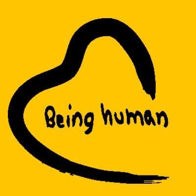 @tweetbeinghuman