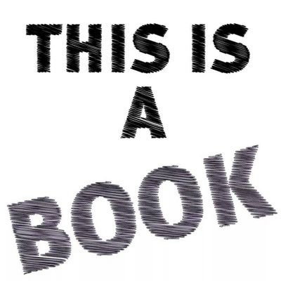 This is a book