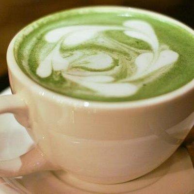 Verde cafe bueno es el