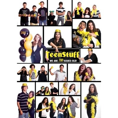 TeenStuff Magazine Social Profile