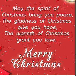 christmas card quote on happy new year wishes messages