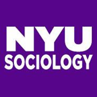 sociology and new york You are encouraged to pursue a variety of co-curricular activities by completing  an internship or participating in activism in new york city or promoting social.