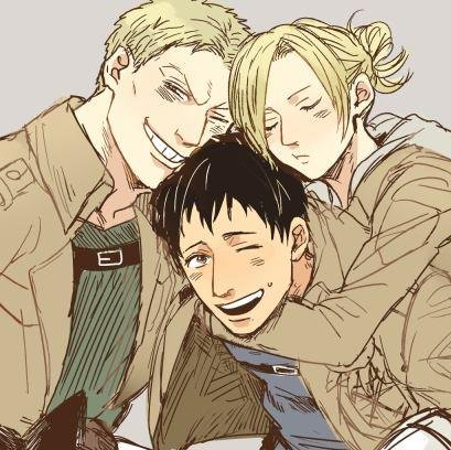 Annie Leonhardt On Twitter Night Everyone And Who I M Ring With Sailor Jean And Armin Arlerttt