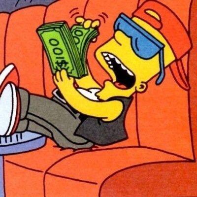 Bart Simpson BartDatNigga