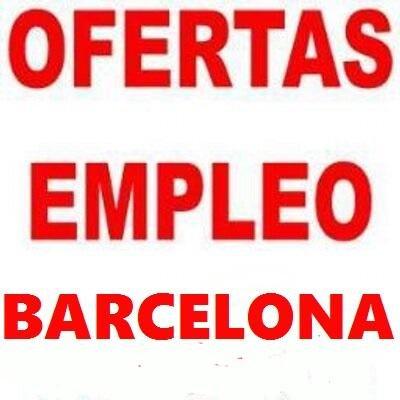 Empleo en barcelona empleos bcn twitter for Trabajo urge barcelona