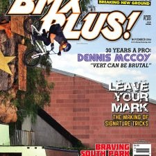 BMX Plus! Magazine Social Profile