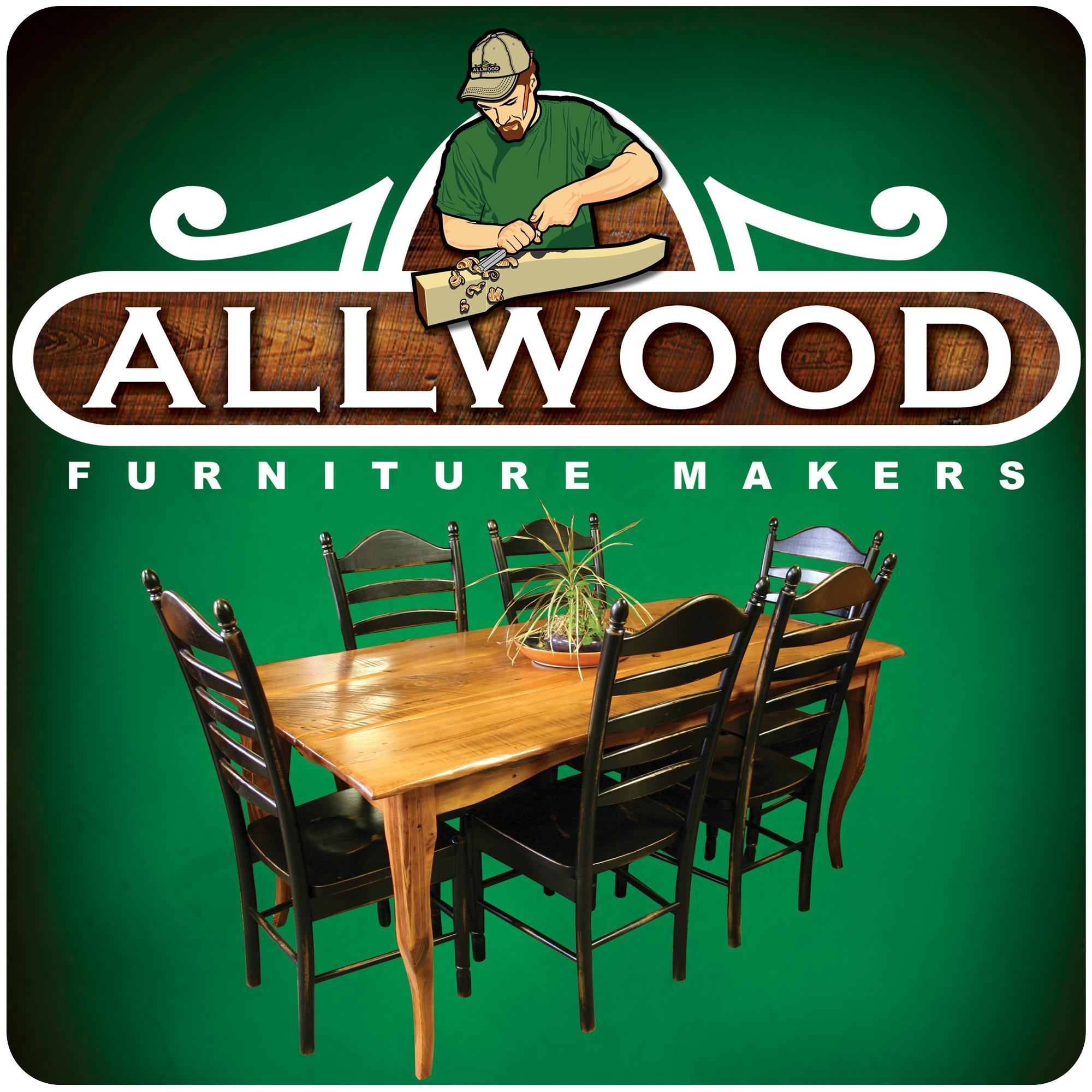 All Wood Furniture Allwoodcompany