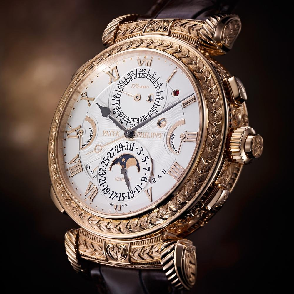 replica watches patek philippe grand complications