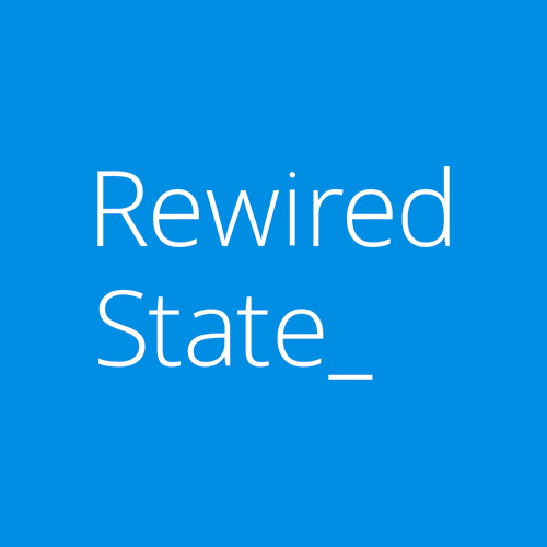 Rewired State Social Profile