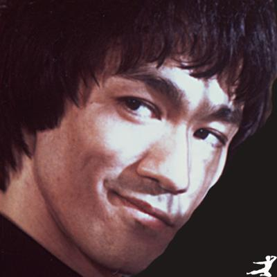 bruce lee be water