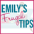 Emily's Frugal Tips