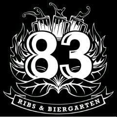 83 Biergarten