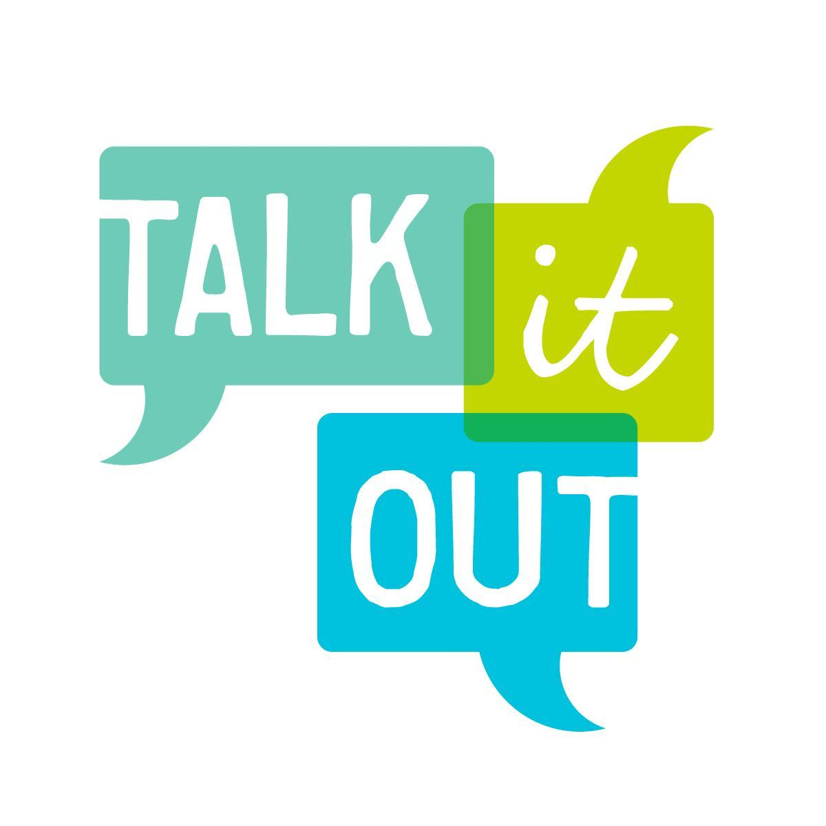 Image result for talking it out
