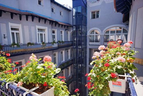 Baross City Hotel Budapest