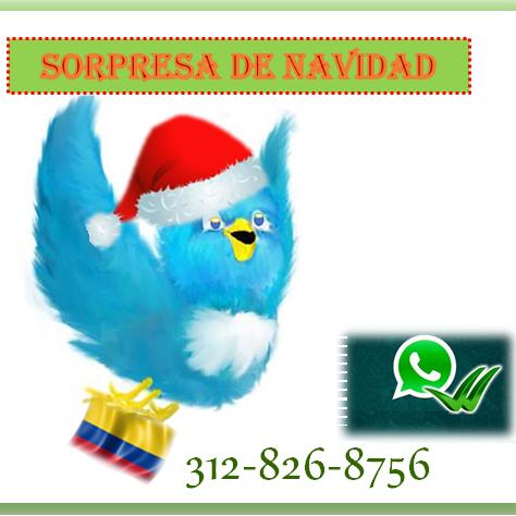 Sorpresa de navidad sorpresanavidad twitter - Sorpresas para navidad ...