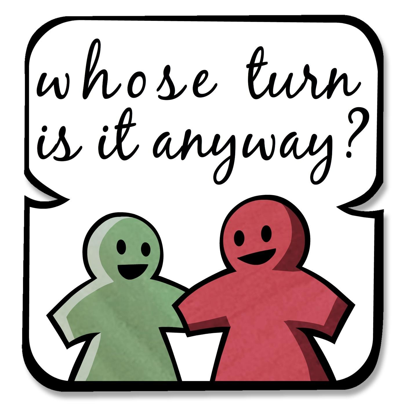 Whose turn podcast whosepodcast twitter