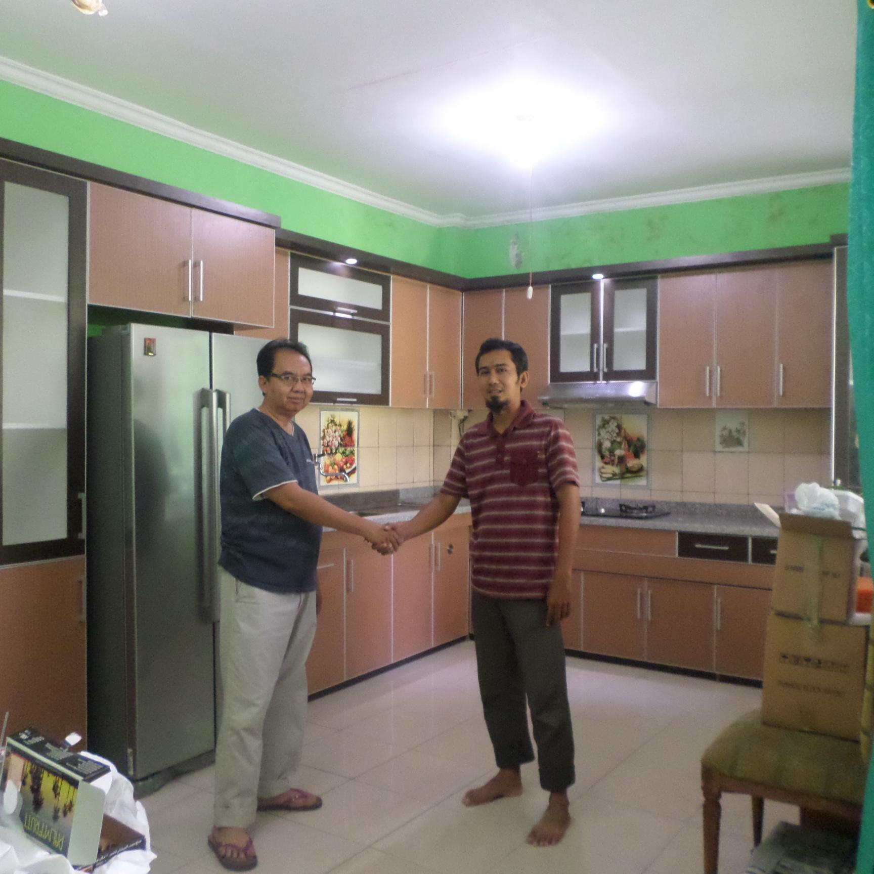 Dapur kitchen set dkitchenset twitter for Dapur kitchen set