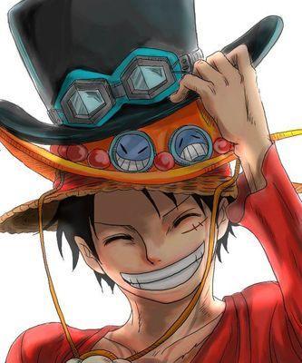 Monkey D Luffy On Twitter Kaizoku On I Orewa Naru I M
