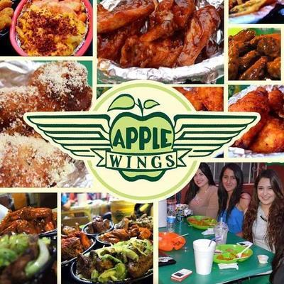 Apple wings reynosa menu