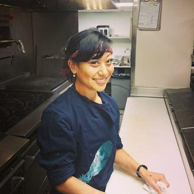 Moonshine152 Chef/Owner Asia Mei