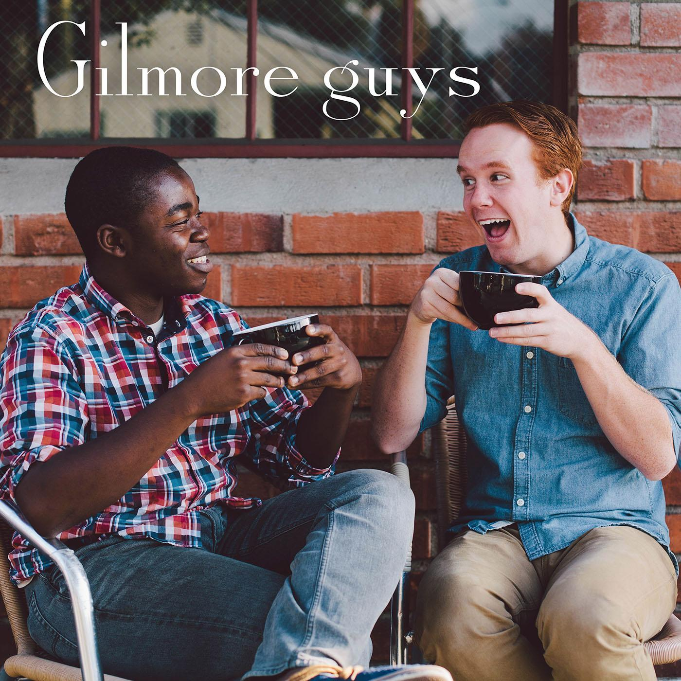Image result for gilmore guys podcast