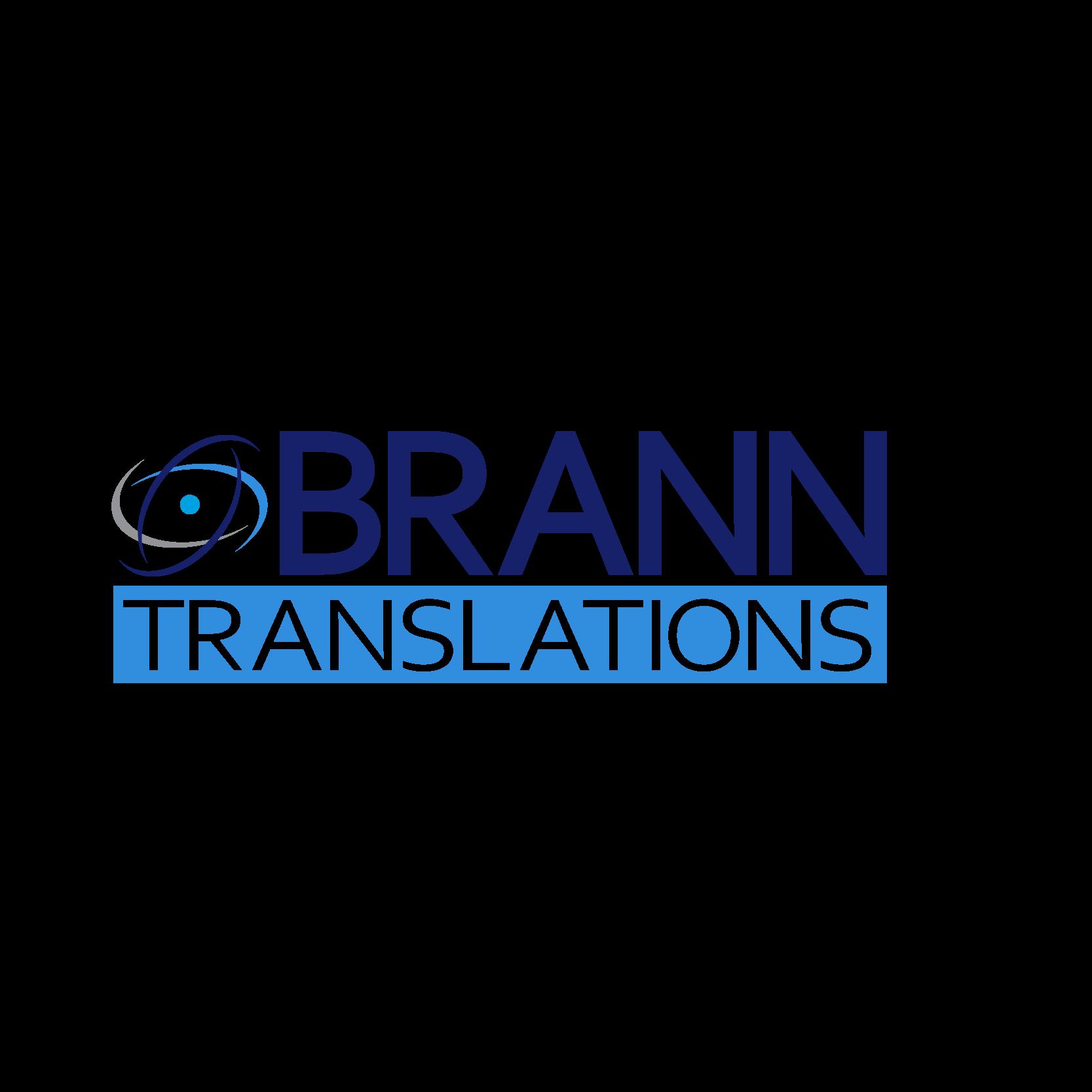 Logo de la société  Brann Translations