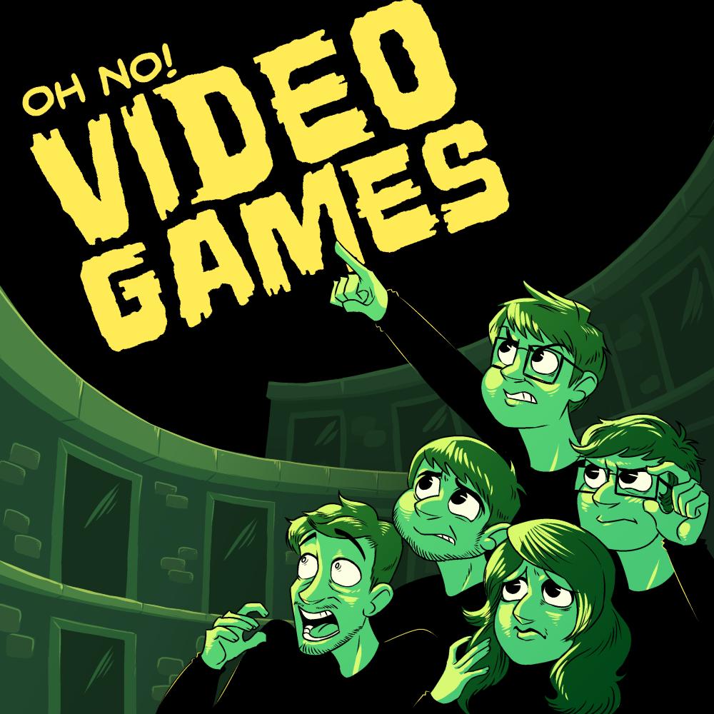 Oh No! Video Games! (@ohnovideogames)
