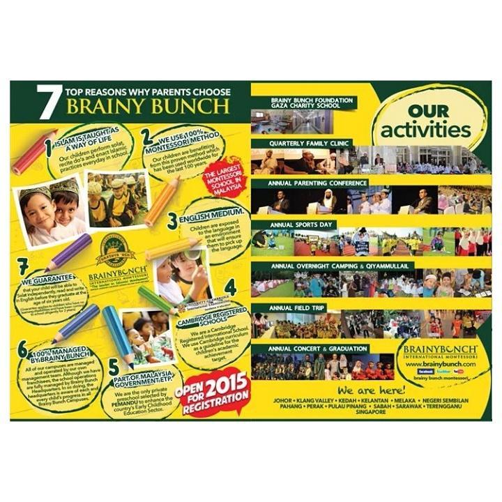 Media Tweets By Brainy Bunch Bangi 3 Bangi Twitter