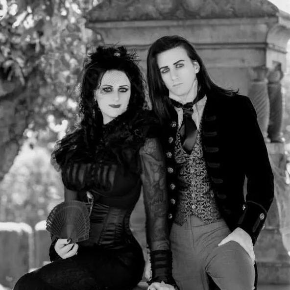 Goth dating website CarnalQueen